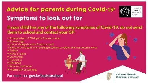 Covid School Symptoms
